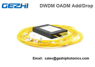 4 Channels DWDM Dual Fiber OADM East-Or-West Box Module LC/UPC